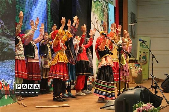 اختتامیه جشنواره ملی قصهگویی