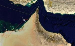 مبداء حرکت پهپاد آمریکایی از پایگاه هوایی الظفره امارات بوده است + ویدئو