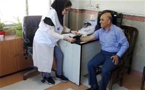 اجرای طرح بسیج ملی کنترل فشار خون در آموزش و پرورش اسلامشهر