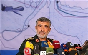 سردار حاجیزاده: میتوانستیم هواپیمای آمریکایی با ۳۵ سرنشین را نیز سرنگون کنیم