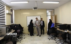 بازدید  مدیرکل آموزش و پرورش شهر تهران  از آزمون طرح انتخاب و انتصاب مدیران واحدهای آموزشی 1398