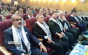 کنگره بزرگداشت سرداران و 240 شهید محلات ناحیه 4 منطقه 16
