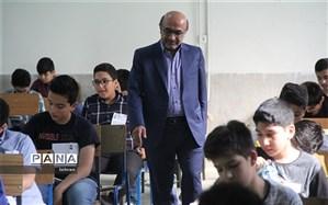 برگزاری آزمون استعداد یابی و جذب دانش آموزان مدارس سمپاد در منطقه13
