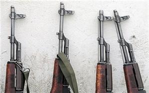 کشف 3 قبضه سلاح جنگی و شکاری غیر مجاز در تهران
