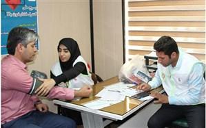 اجرای طرح ملی کنترل فشار خون در شهرداری شهر قدس