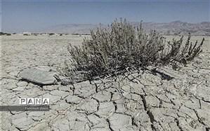 قطعی آب اهالی لامِرد به دلیل خشکسالی و خشکی چاهآبرسان