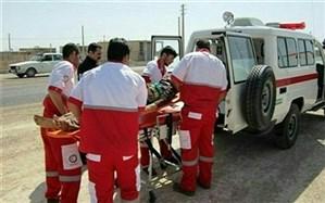 امدادرسانی هلال احمر البرز به 2209 نفر در سه ماهه نخست  سال جاری