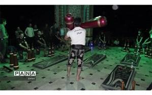 برگزاری  آیین نکوداشت روز فرهنگ پهلوانی و ورزش زورخانه ای در شیروان
