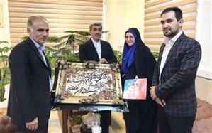 مدیرکل آموزش و پرورش استان البرز : توسعه جامعه با وجود معلمان خلاق و با انگیزه محقق می شود.