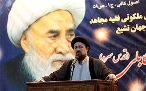 سیدحسن خمینی: امروز جوانان مسلمان خواب برخی کشورها برای به هم ریختن منطقه را آشفته کردهاند