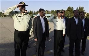 استاندار البرز : نیروهای مسلح ایران اسلامی در اوج عظمت و اقتدار هستند