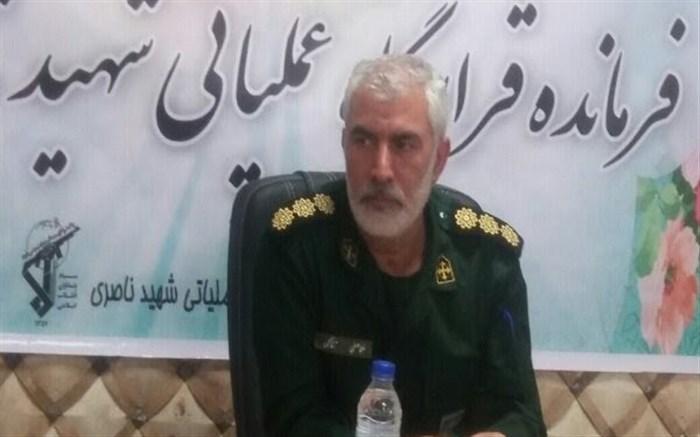 فرمانده قرارگاه عملیاتی شهید ناصری: محرومیت زدایی مناطق مرزی