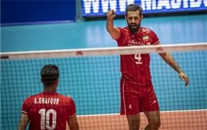 لیگ ملتهای والیبال؛ ایران به یک قدمی فینال رسید