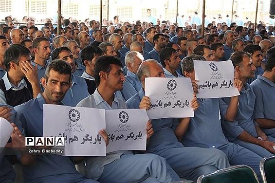 گرامیداشت هفته جهانی مبارزه با مواد مخدردرشهرستان ملارد