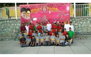 اعزام 370 دانش آموز متوسطه اول استان به اردوهای بنیاد علوی