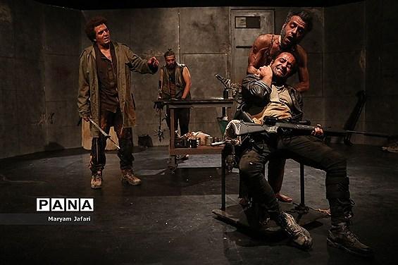 اجرای تئاتر «کرونوس»