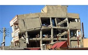 تخلیه فوری و اسکان اضطراری اهالی سه ساختمان در ماهدشت کرج