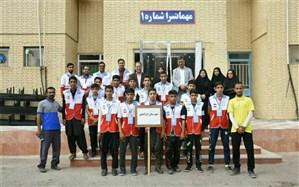 کسب مقام اول دانش آموزان ایرانشهری در هفتمین دوره مسابقات دادرس استانی