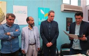 مراسم تکریم و معارفه مدیران تئاتر استانهای اداره کل هنرهای نمایشی برگزار شد