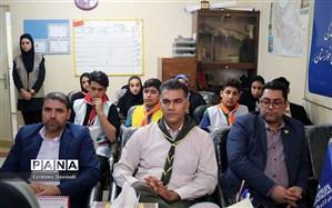 راهیابی 3 نفر از دانش آموزان و مربیان پیشتاز ناحیه یک اهواز به مجمع اعضا و مربیان سازمان دانش آموزی خوزستان