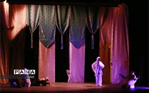 افتتاح سالن تماشاخانه درمجتمع فرهنگی هنری شهیدامانی شیروان