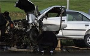 7 کشته و زخمی در تصادف محور شهریکند بوکان