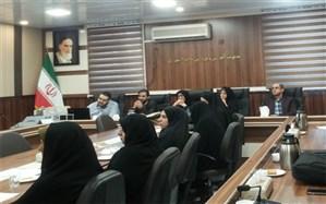 برگزاری جلسه دفاعیه و ارائه گزارش های اقدام پژوهشی  فرهنگیان شهرری
