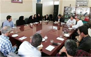 نشست تخصصی معاون آموزش متوسطه با سرگروه های آموزشی متوسطه استان برگزار شد