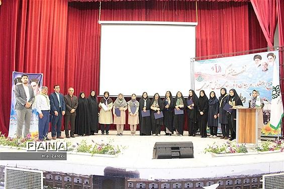 نشست مشترک مجامع اعضا،مربیان و شوراهای دانشآموزی در بخش خواهران