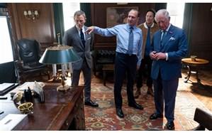 ولیعهد انگلیس در صحنه فیلمبرداری جدیدترین فیلم «جیمز باند»