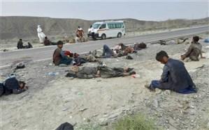 2 کشته و 25 زخمی بر اثر واژگونی خودروی قاچاقچیان انسان در جنوب سیستان و بلوچستان