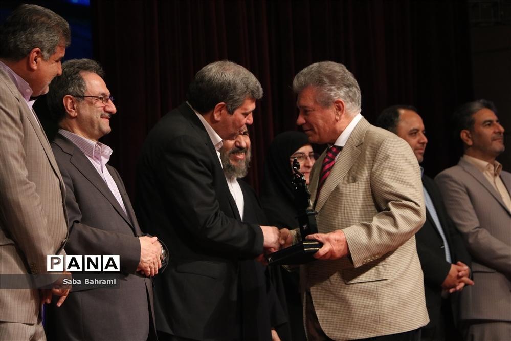 همایش تجلیل از خیرین مدرسهساز استان تهران (2)