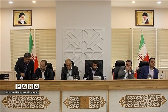 نشست شورای آموزش و پرورش خوزستان