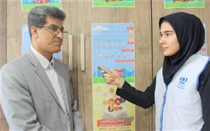درخشش تیم جشنواره الگوی برتر تدریس درس تربیت بدنی استان بوشهر