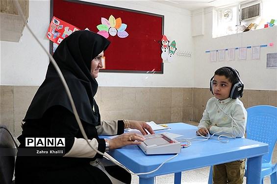 نشانی و شماره تماس 38 پایگاه سنجش سلامت نوآموزان در مازندران