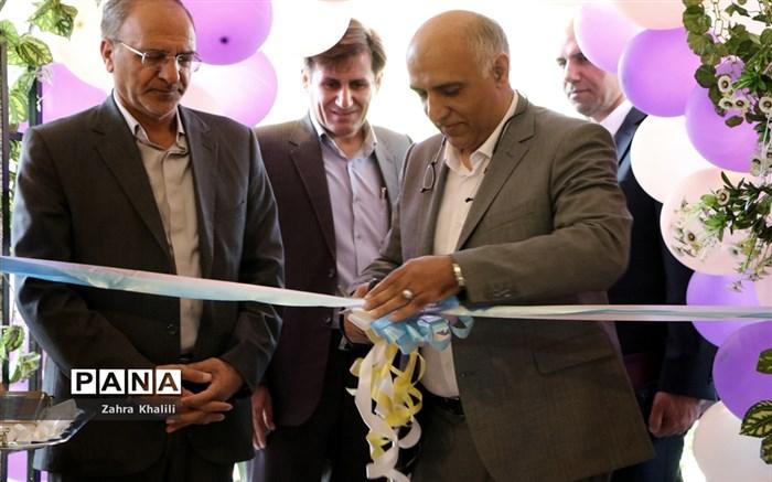 افتتاح پایگاه طرح سنجش سلامت نوآموزان بدو ورود به دبستان در فارس