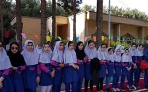 برگزاری اردوی یک روزه امید، نشاط وهمدلی دانش آموزان شهرقدس در اردوگاه شهید منتظری