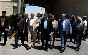 استاندار البرز برای تعیین تکلیف و ساماندهی لکه صنعتی داشلیجه ضرب الاجل تعیین کرد