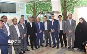 سفر معاون وزیر و رئیس سازمان نوسازی، توسعه و تجهیز مدارس کشور به شهرستان دشتستان