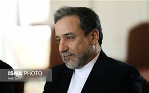 عراقچی: امروز نامه ای به موگرینی توسط ظریف درباره عدم تعهد ایران به غلظت اورانیوم ارسال می شود