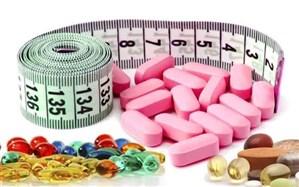 داروهای لاغری فاقد مجوز، دارای شیشه هستند