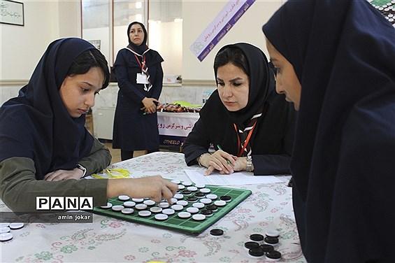 برگزاری دومین دوره المپیاد کشوری بازیهای فکری، سرگرمی در شیراز