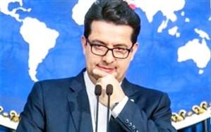 سخنگوی وزارت امور خارجه: ایران فشار را با مقاومت پاسخ میدهد