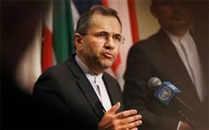 تختروانچی: کانال انساندوستانه سوئیس در تامین نیاز ایران ناکافی است