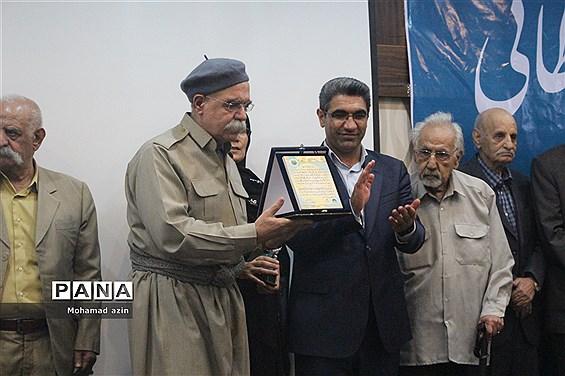 آیین نکوداشت دکتر محمد علی سلطانی