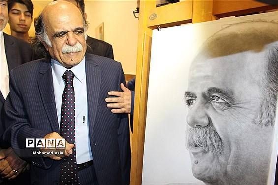 آیین افتتاح فرهنگسرای استاد میرجلال الدین کزازی