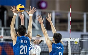 لیگ ملتهای والیبال؛ چین با اقتدار ته جدولی ماند