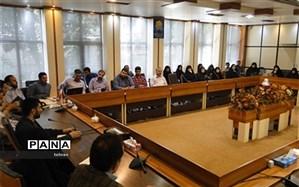 تقدیر از مدیران مدارس مرتبط با برنامه شهید بهنام محمدی در منطقه 3