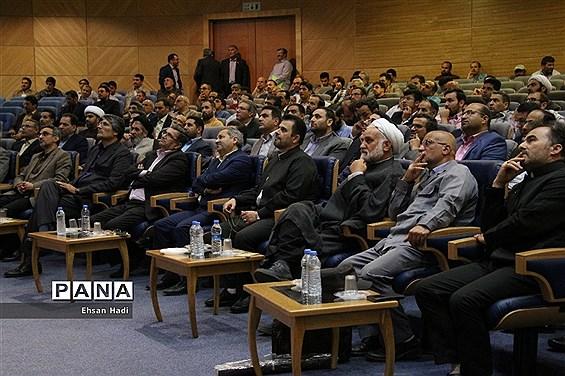 آغاز مسابقات قرآن و عترت فرهنگیان کشور در مشهد