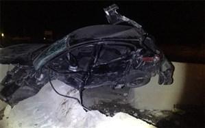 تقسیم سهم تقصیر حادثه جاده خرامه بین راننده و جاده